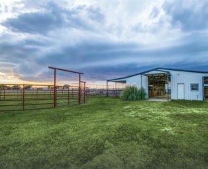 Horse Property with Barn For Sale